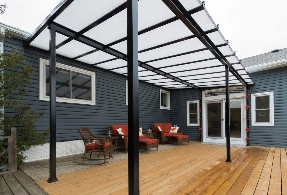 Sunspace Patio Covers